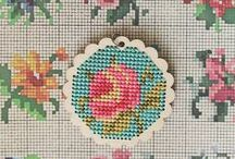 Bordado {embroidery} / embroidery inspiration