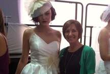 Behind the scenes at the Qld Bride Awards