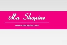 Ma shopine / http://www.mashopine.com/ is a girls-only market place for guided shopping tours, empowering women to develop a side, an occasional occupation and source of income, developing friendships while sharing their knowledge of local trends, fashion and shopping.