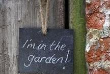 In the garden-outdoor living&gardening / by Petra Podhorna-Zifcak
