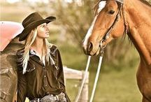 A Rodeo Queen's Best Friend / All kinds, breeds, ages, and personalities of horses! / by Pat Christopherson