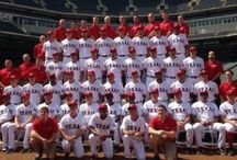 Texas Rangers / And Other Baseball Greatness! / by Pat Christopherson
