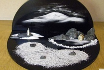 Bonseki (Japanese Sand and Stone Art)