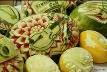 Fruit & Vegetable Carving