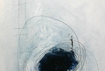 Printmaking-monotype & intaglio / Prints that stand out, focusing on monotypes and etchings.