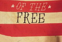 Land of the Free...Because of the Brave! / The very definition of SACRIFICE / by Pat Christopherson