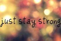 inspire. / Smiles & strength