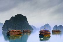 Asia  / Inspiration for our trip to Asia
