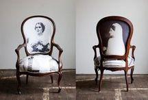 Wokół mebli /// Furnitures inspirations / Antyki /// Antiques