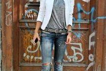 Stylish looks / Kleding combinaties en stylen