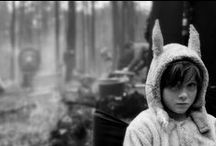 Where the wild things are / I love the movie it was so cool oh and the book