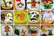 Food Art & Landscapes