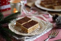 Sütemények, édességek / Túrós, mákos, mézes sütik külön albumokban