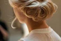 Wedding Hair. / wedding hair, braids, and styles