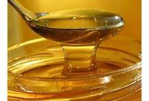 Mézes sütemények / Honey / by Recept gyűjteményem