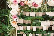 Wedding asztalultetes