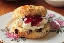 British kitchen - sweets / Angol konyha, édességek