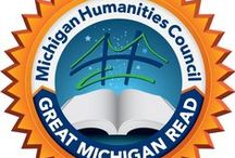 """Great Michigan Read / """"One title, one state and thousands engaged in literary discussion."""""""