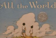 """Caldecott Honor Books / """"The Caldecott Medal was named in honor of nineteenth-century English illustrator Randolph Caldecott. It is awarded annually by the Association for Library Service to Children, a division of the American Library Association, to the artist of the most distinguished American picture book for children."""""""