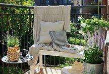 Small balcony / Kis erkély / by Recept gyűjteményem