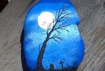 Taşlar & Stone painting