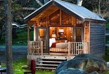Tiny House & Cottage Living / How to live in and enjoy small home living
