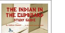 Indian in the Cupboard Enrichment Activities / Projects and activities for Progeny Press literature & reading study guide, Indian in the Cupboard by Lynne Reid Banks. Arizona Young Readers Award, California Young Reader Medal, Pacific Northwest Young Readers Choice Award, Virginia Young Readers Program Award, Illinois Rebecca Caudill Young Readers Award, Massachusetts Children's Book Award, Iroquois, Native American, Britain, England, Cowboys. Lesson plans, unit studies, teacher resource curriculum, and hands on ideas.
