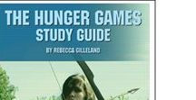 Hunger Games Enrichment Activities / Projects and activities for Progeny Press literature & reading study guide, Hunger Games by Suzanne Collins. Dorothy Canfield Fisher Award, 2008 Cybils Award winner, California Young Reader Medal, Hal Clement Award, Andre Norton Award nominee, Hebrew Geffen Award winner, New York Times Best Seller, NPR's top 100 teen novels. Dystopian, Mockingjay, Theseus, Minotaur, USA fictional future, politics, post-apocalyptic. Lesson plans, unit studies, teacher resource curriculum, and hands on ideas.