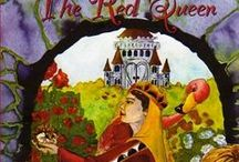 Hall of Doors #2: The Red Queen / Projects and activities for Progeny Press literature & reading study guide, The Red Queen, Hall of Doors Series Book 2, by Rebecca Gilleland, Imaginative, fantasy, allegory, Alice in Wonderland. Lesson plans, unit studies, teacher resource curriculum, and hands on ideas.
