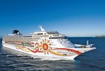 My Dream Cruise on Norwegian / by Tom Dillion