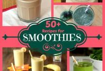 SMOOTHIES & DRINKS / by Teresa Silvers