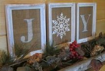 Christmas Decor- Lacey