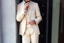 Men's Fashion - Formal / by Daniel Bernard