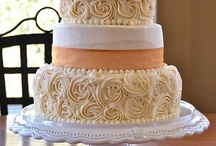 Weddings and  cake ideas