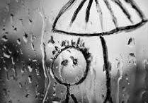 RAIN....Open your UMBRELLA