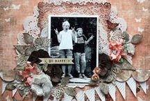Memories / Scrapbook Layouts and inspiration / by jana gerard