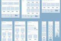 Web Design / Your website is often the first interaction that potential customers have with your company.  Make sure it's designed well and easy to use.
