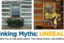 Hints & Tips / Helpful information for maintaining and restoring log homes.