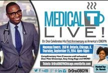 "Dr. Drai's ""Medical T"" LIVE"