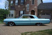 1964 Chevrolet / 1964 Chevrolet / by Tom Dillion