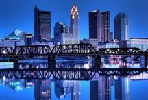 Columbus, Ohio / Columbus, Ohio / by Tom Dillion