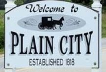 Plain City, Ohio / Plain City, Ohio / by Tom Dillion