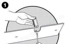 Setting Up Pipe And Drape / Setting up pipe and drape is really easy! This guide will show you how to set up Slip-Fit pipe and drape (where a base pin is connected to the base - and the vertical uprights are hollow and slip over the pin).