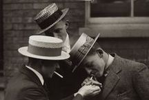 Jazz Age Dappers / Men of the Roaring Twenties. / by Author Nicholas Trandahl