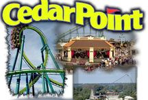 Cedar Point / Cedar Point / by Tom Dillion