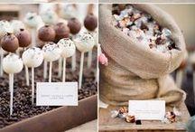 Wedding Candy Bar.