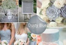 Blue Wedding.