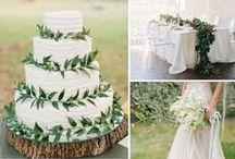Green Wedding.