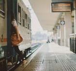 Runaway / Go abroad and overseas