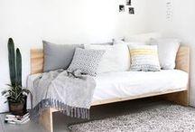 DIY im Schlafzimmer / Träumst Du von Deinem idealen Schlafzimmer? Bau es dir doch selbst. DIY Ideen für Schlafzimmerwände, Betten selber bauen oder Kleiderschrank zimmern. Inspirieren - Träumen.